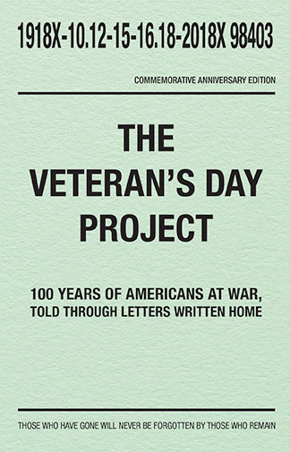 Veteran's Day Project Script Cover